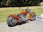 Used 2005 Mid-West Choppers Custom Chopper
