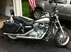 Used 2009 Harley-Davidson&reg; Dyna&reg; Super Glide&reg; Custom