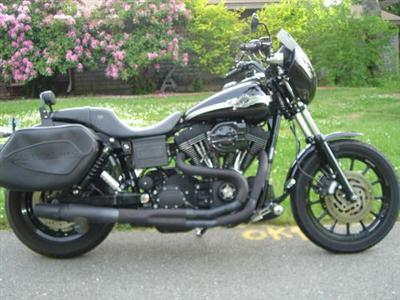 2003 harley davidson fxdx dyna super glide sport vivid black danvers massachusetts. Black Bedroom Furniture Sets. Home Design Ideas