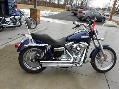 Used 2007 Harley-Davidson® Dyna® Super Glide® Custom