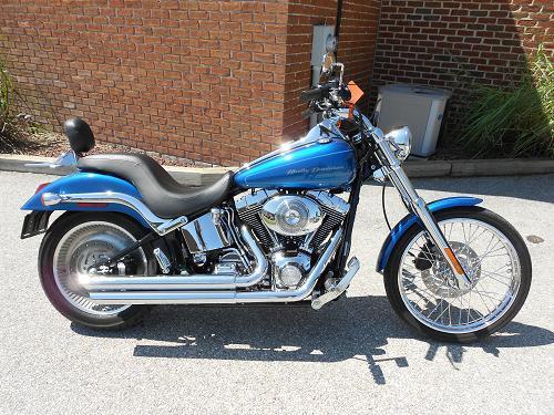 2006 Harley-Davidson® FXSTD/I Softail