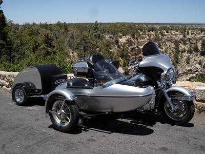 Used 2003 Harley-Davidson® Ultra Classic® Electra Glide® w/ Sidecar