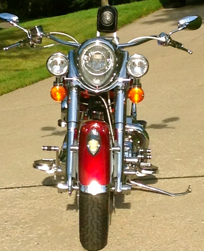2000 Indian® Chief (Candy Apple Red & Pearl White), Union