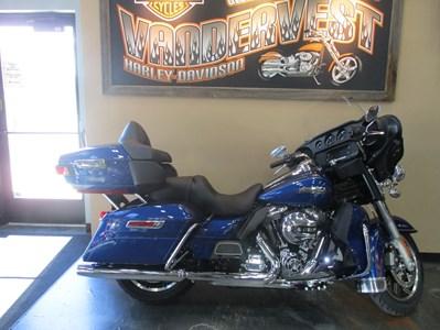 New 2016 Harley-Davidson® Electra Glide® Ultra Classic®