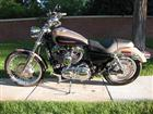 Photo of a 2005 Harley-Davidson® XL1200C Sportster® 1200 Custom