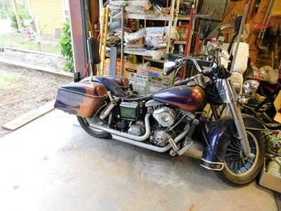 Used 1983 Harley-Davidson® Electra Glide® Sport