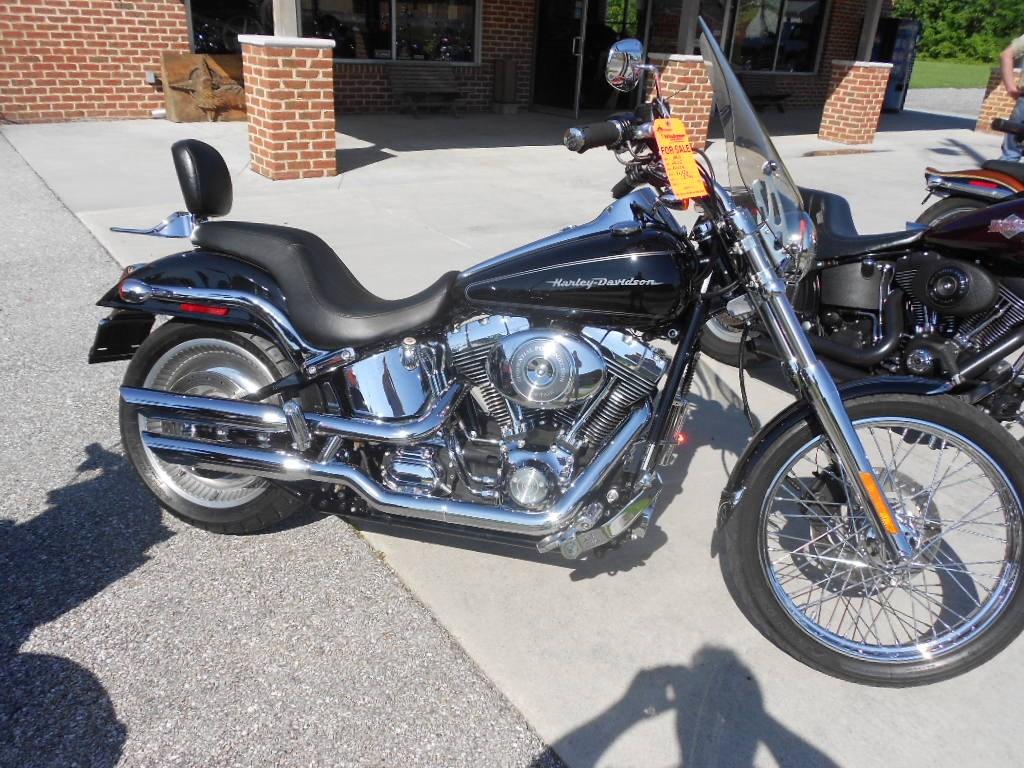 2005 Harley-Davidson® FXSTD/I Softail® Deuce™ – $8900