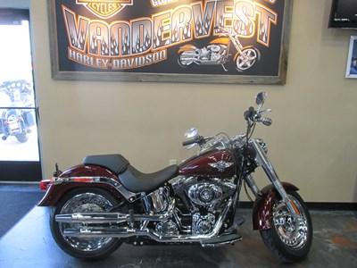 New 2015 Harley-Davidson® Softail® Fat Boy®
