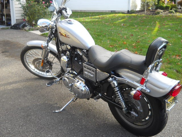 Photo of a 2000 Harley-Davidson® XL1200C Sportster® 1200 Custom
