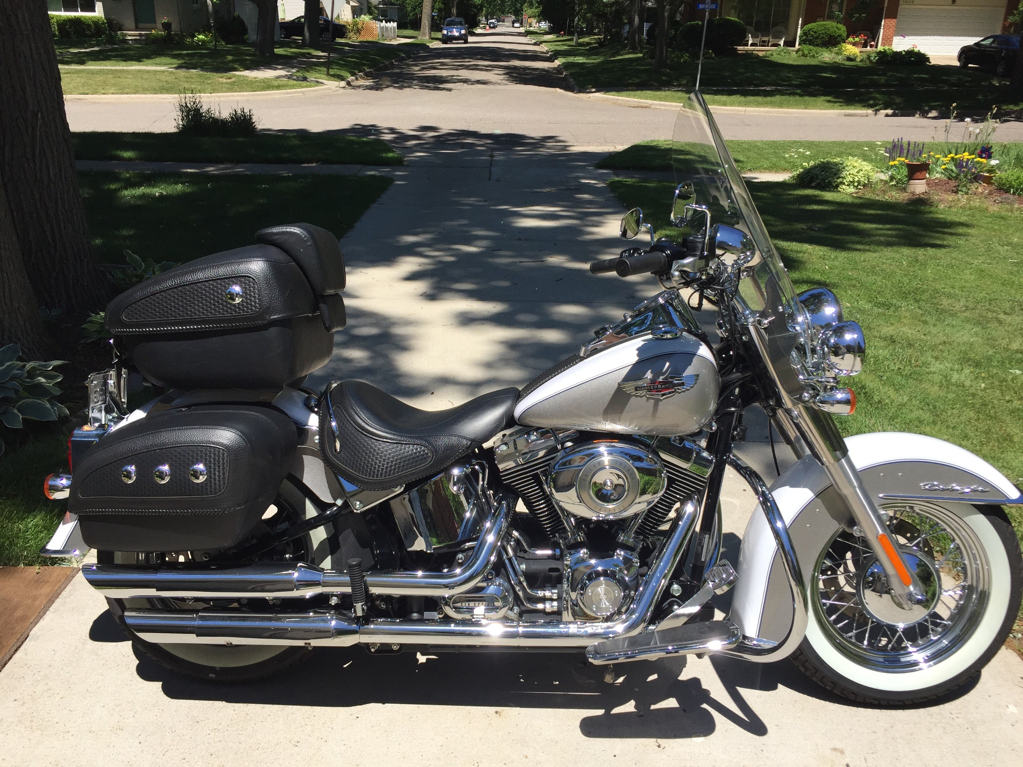 all new used harley davidson softail deluxe 449 bikes. Black Bedroom Furniture Sets. Home Design Ideas