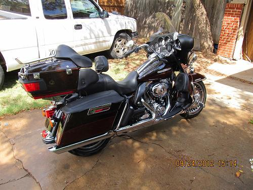 Photo of a 2011 Harley-Davidson® FLHTK Electra Glide® Ultra Limited
