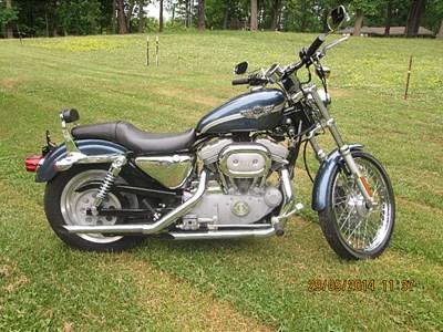 Used 2003 Harley-Davidson® Sportster® 883 Anniversary