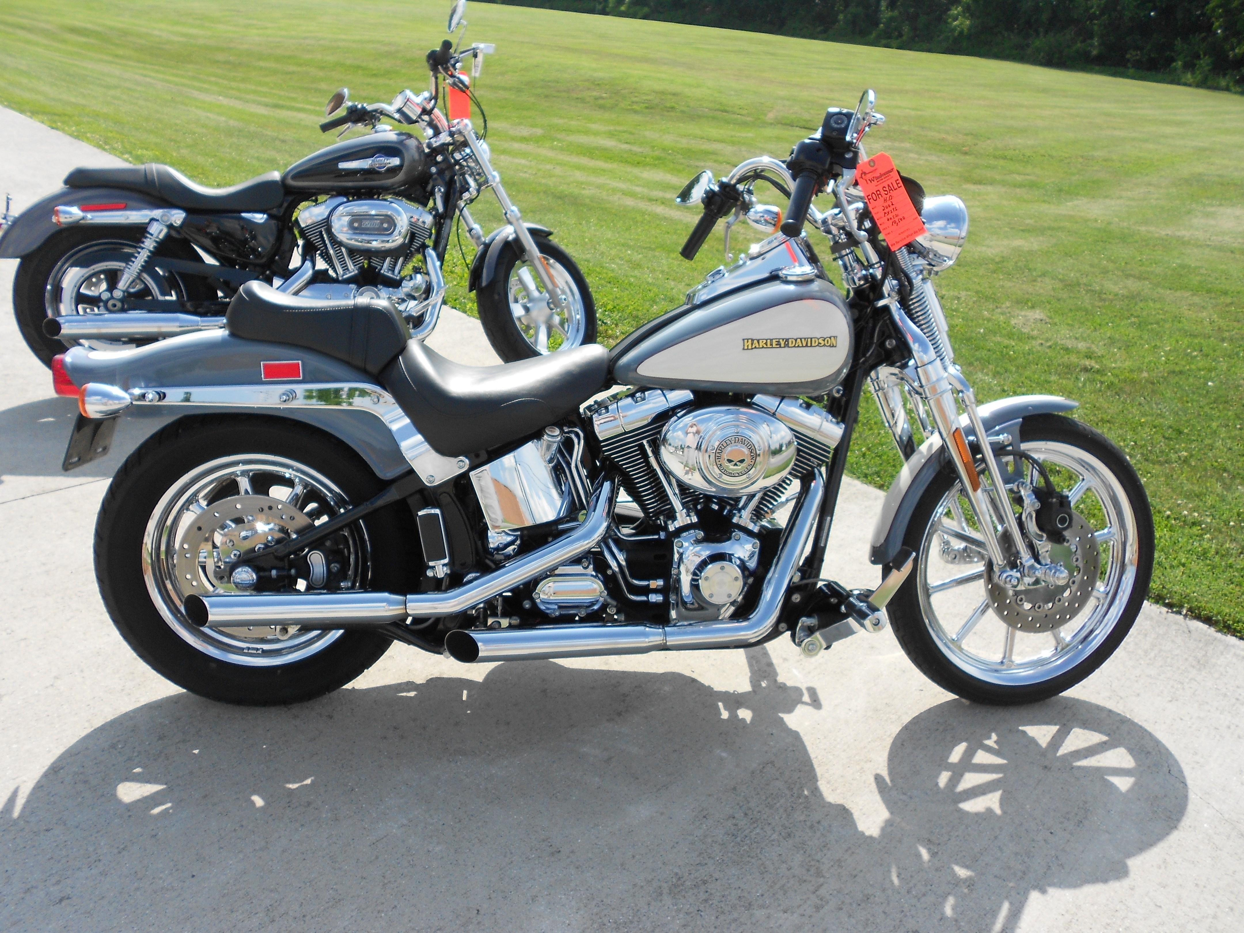 2002 Harley-Davidson® FXSTS/I Springer