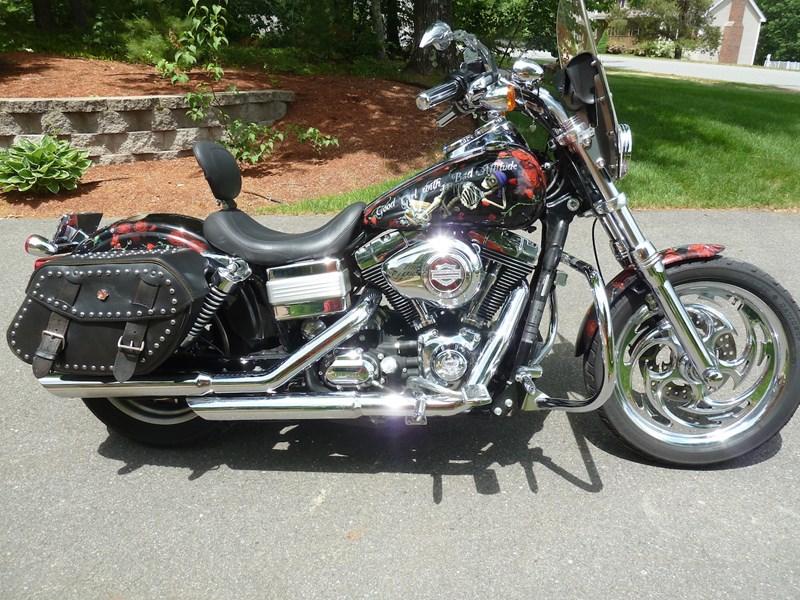 Custom Harley Davidson Dyna Fxdl Build: 2009 Harley-Davidson® FXDL Dyna® Low Rider® (Custom