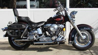 Used 1996 Harley-Davidson® Heritage Softail® Classic