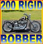New 2014 American Classic Motors 200 Rigid Bobber
