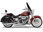 New 2014 Harley-Davidson® CVO™ Softail® Deluxe