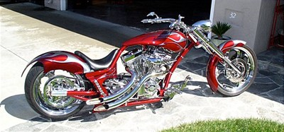 Photo of a 2005 Mid-West Choppers  Custom Chopper