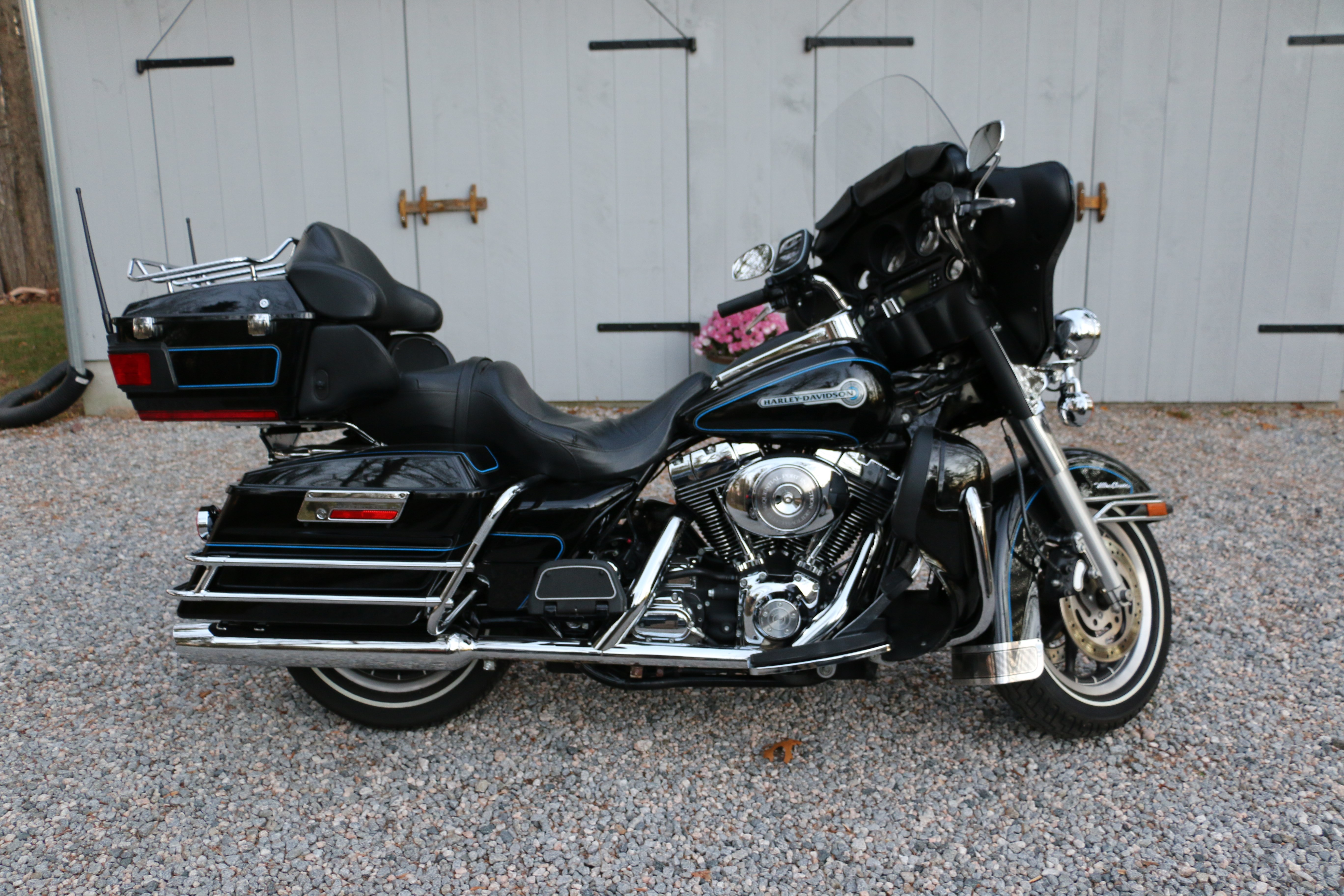 Allstate Motorcycle Insurance >> 2006 Harley-Davidson® FLHTCU/I Electra Glide® Ultra Classic® Firefighter/Peace Officer (Black ...