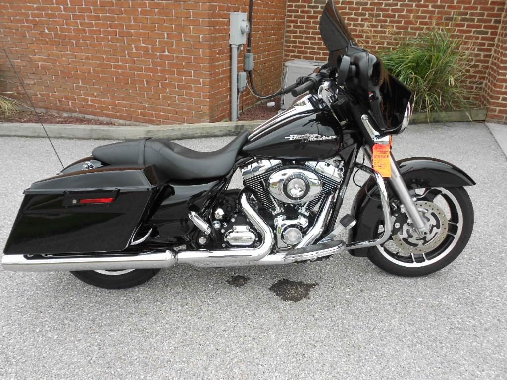 2010 Harley-Davidson® FLHX Street Glide