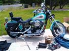 Photo of a 1997 Harley-Davidson® FXDL Dyna® Low Rider®