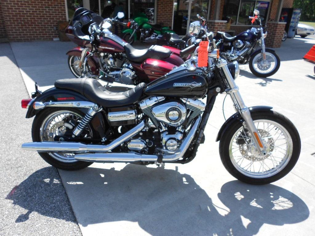 2014 Harley-Davidson® FXDC Dyna® Super Glide® Custom – $12900