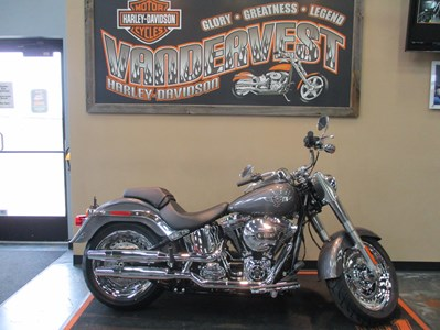 New 2016 Harley-Davidson® Softail® Fat Boy®