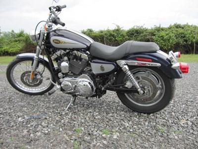 Used 2009 Harley-Davidson® Sportster® 1200 Custom