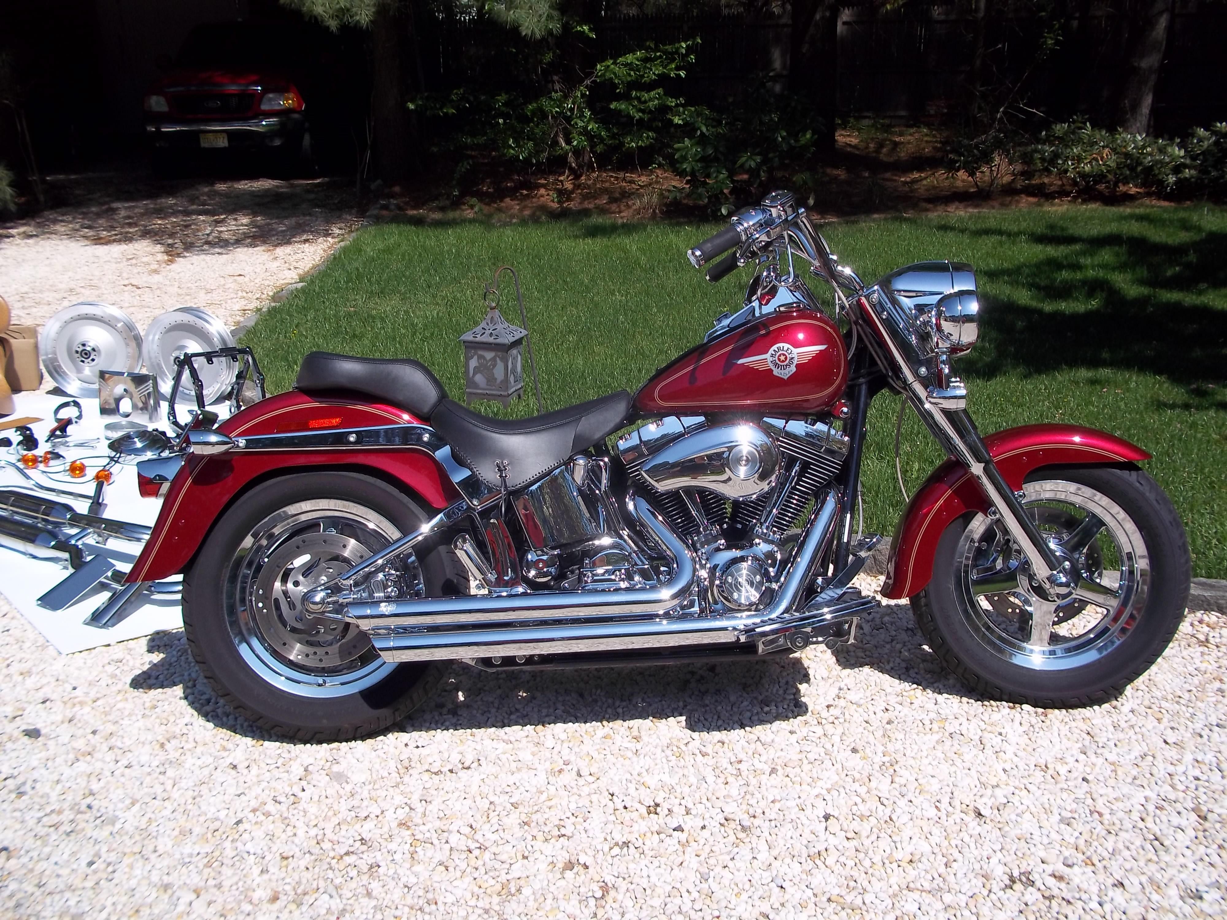 Harley davidson stock options
