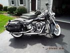 Used 2013 Harley-Davidson® Heritage Softail® Classic Firefighter/Peace Officer
