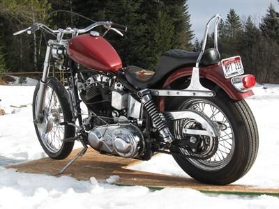 Used 1949 Harley-Davidson® Hydra-Glide Sport Solo