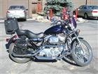 Photo of a 2001 Harley-Davidson® XL883H Sportster® 883 Hugger®