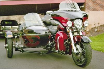 Used 2011 Harley-Davidson® Electra Glide® Ultra Limited® w/ Sidecar