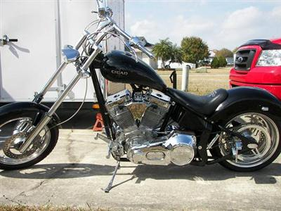 Photo of a 2004 Titan  Sidewinder Softail Chopper