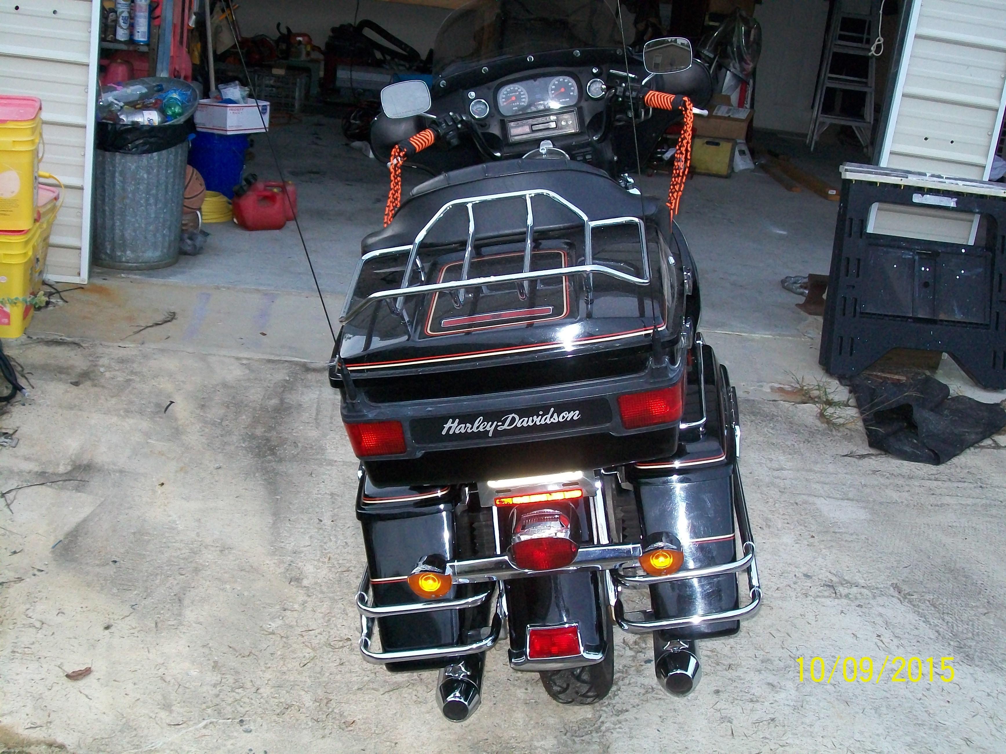 Brakes Plus Omaha Ne >> 1994 Harley-Davidson® FLHTCU Ultra Classic® Electra Glide ...
