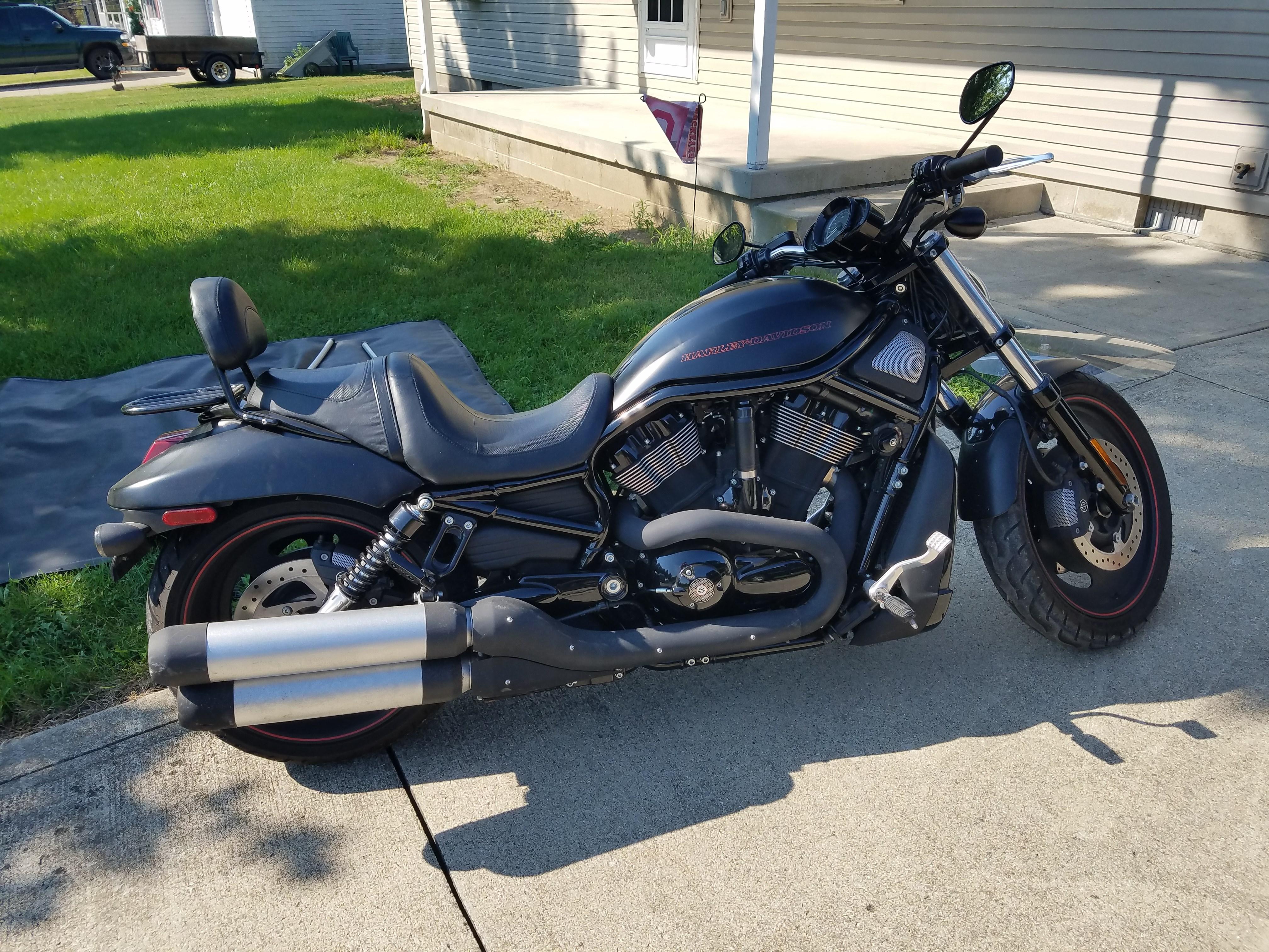 2008 Harley Davidson 174 Vrscdx V Rod 174 Night Rod 174 Special