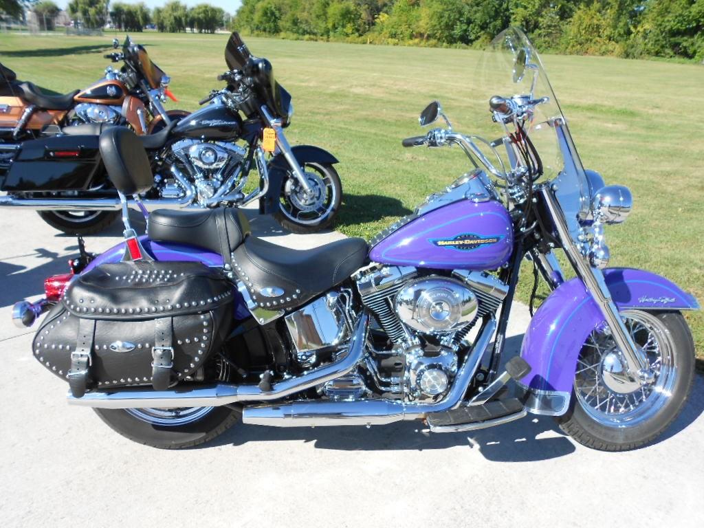 2005 Harley-Davidson® FLSTC/I Heritage Softail