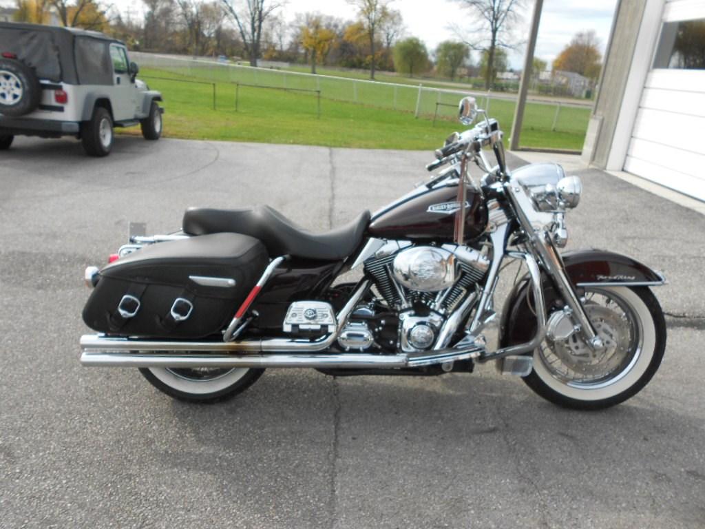 2005 Harley-Davidson® FLHRCI Road King® Classic – $8900