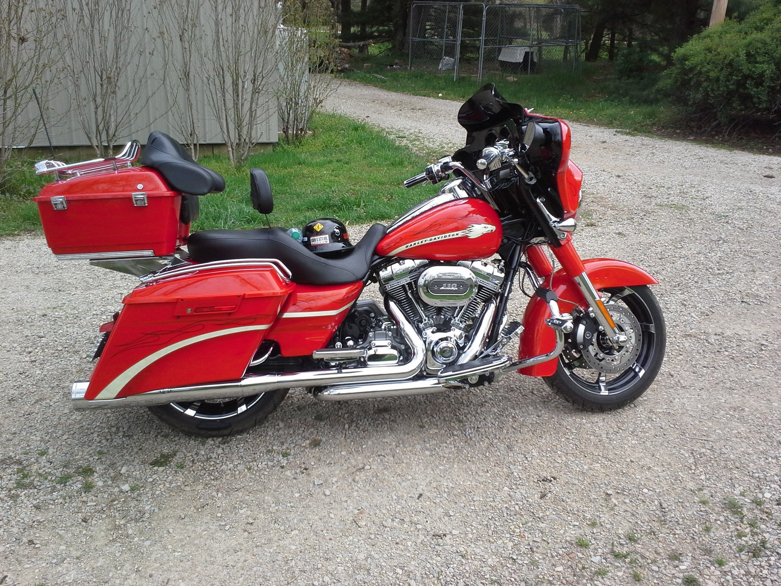 Street Glide Cvo Horse Power | Autos Post