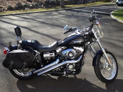 Used 2010 Harley-Davidson® Dyna® Super Glide® Custom