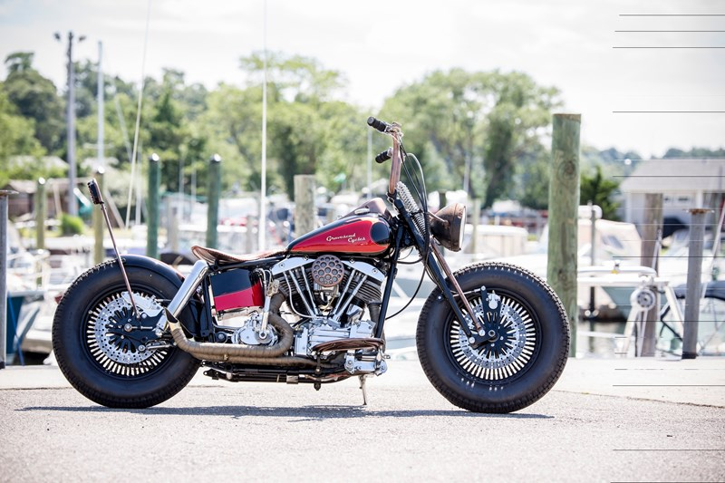 Photo of a 1960 Harley-Davidson® FLH Duo-Glide Super Sport Solo