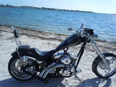 Used 2003 Big Dog Chopper