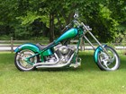 Used 2006 Red Horse Motorworks Mohawk Mustang 250 Softail