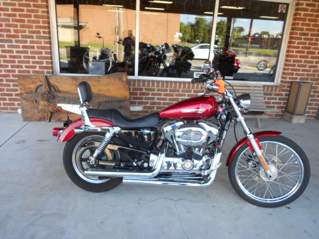 2008 Harley-Davidson® XL1200C Sportster® 1200 Custom – $6200