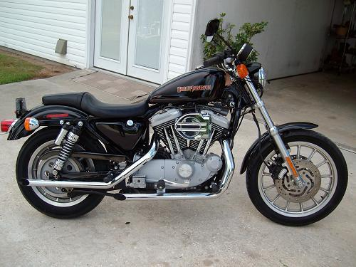 2001 Harley-Davidson® XL1200S Sportster® 1200 Sport (black ...