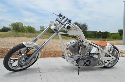 Photo of a 2006 West Coast Choppers  Dominator