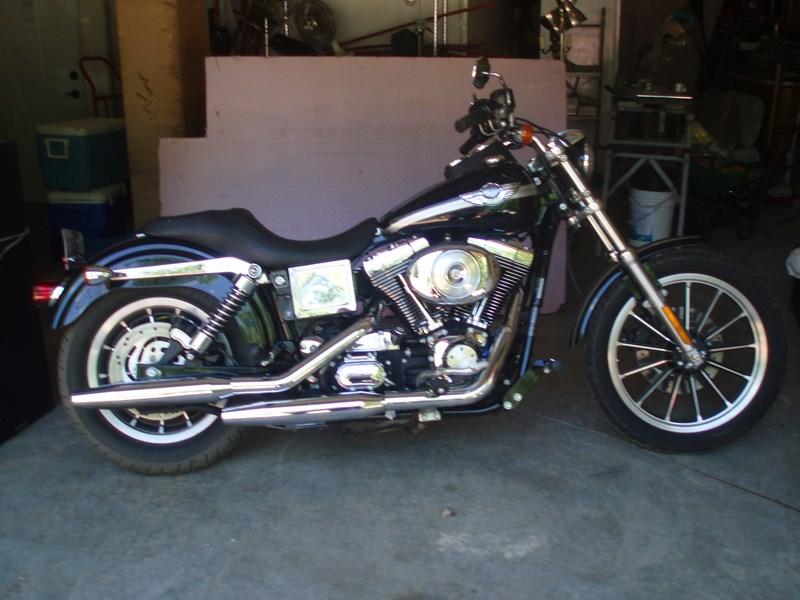 Harley Davidson Dyna Low Rider Fxdl Anniversary Edition