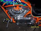 Photo of a 2002 Bourget Bike Works  Low Blow Chopper