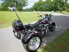 Used 2009 Harley-Davidson® Custom Trike
