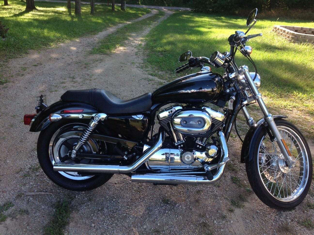 2004 Harley-Davidson® XL1200C Sportster® 1200 Custom ...